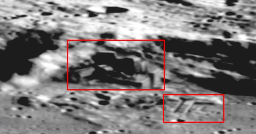 Denunciantes han revelado la existencia de bases en la Luna y operaciones mineras realizadas allí.