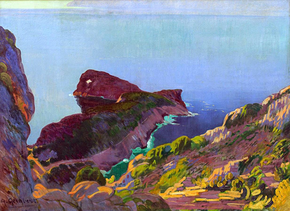 Mallorca en Pintura: Antonio Gelabert Massot (1877 - 1932)