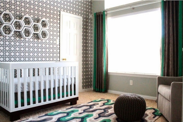 wall colors for neutral nursery