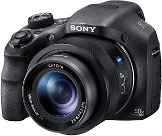 Sony Cyber-shot HX350 camera with 50x zoom launched in India