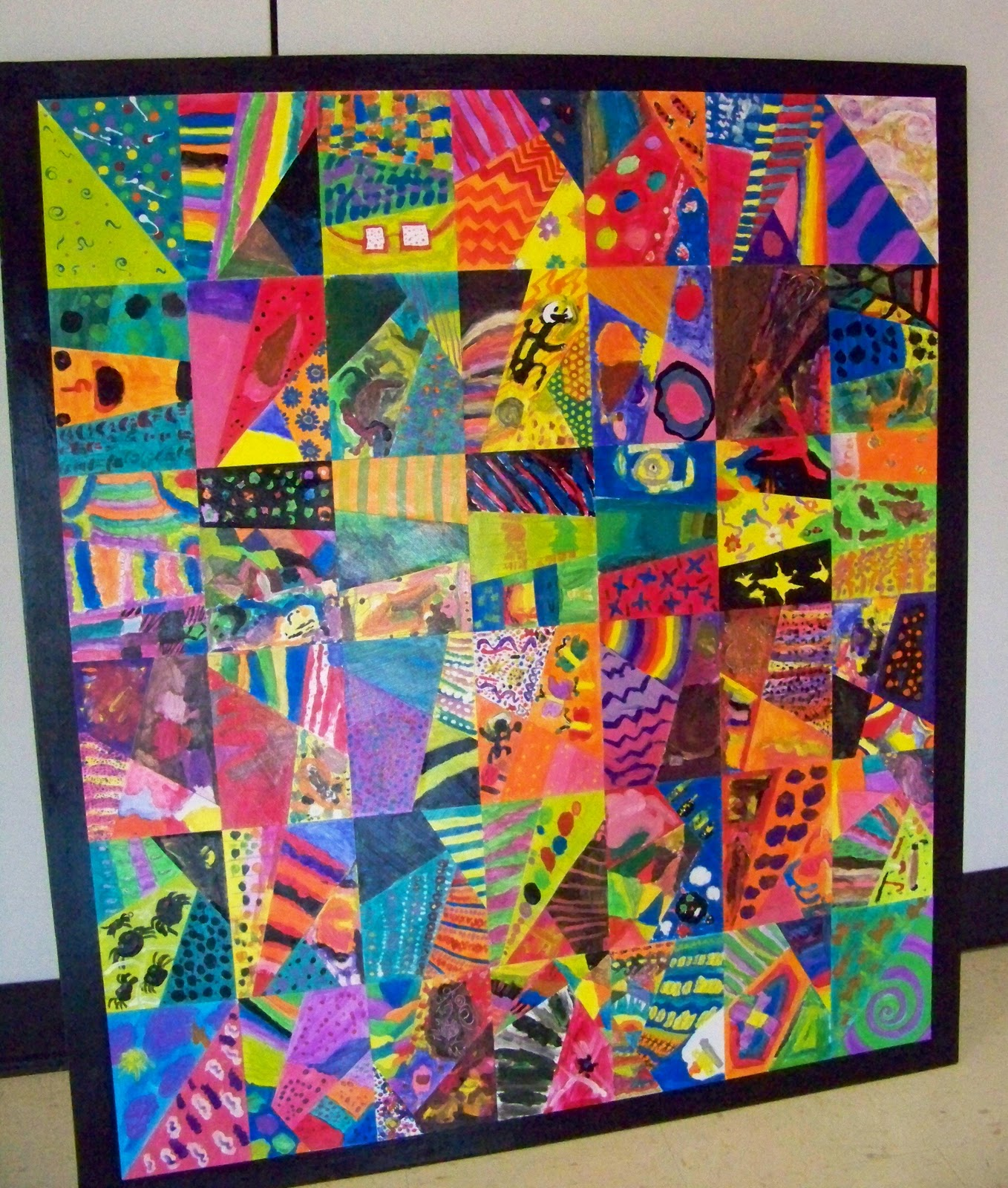 candice ashment art: Abstract Mural - Our Contemporary ... - photo#24