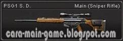 Senjata Point Blank PSG1 S. D.