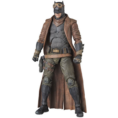 Batman v Superman Dawn of Justice Knightmare Batman MAFEX Action Figure by Medicom