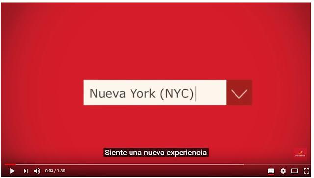 fotograma del check-in que no corresponde la imagen con el texto del subtitulo