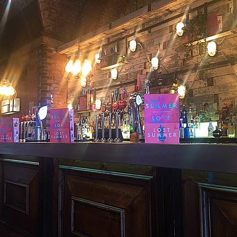 Manchester Eats: Revolution Deansgate Locks
