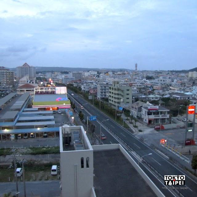 【Hotel Route Inn名護】沖繩北部划算的商務旅館 有露天浴場和炸苦瓜早餐