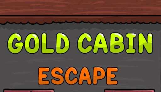 Escapegamesdaily Gold Cabin Escape