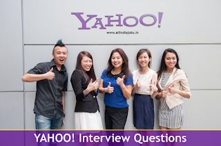 Yahoo Interview Questions