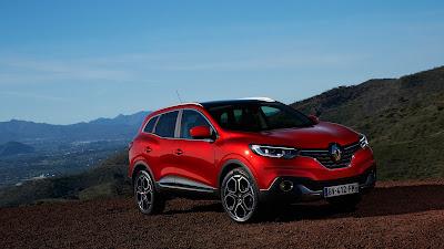 Review Of Renault Kadjar