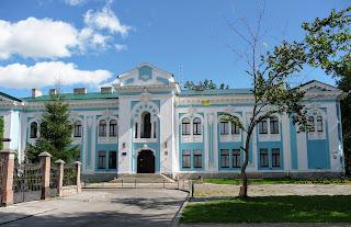 Житомир. Замковая пл., 1. Краеведческий музей