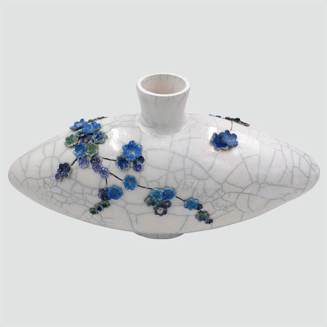 Vase céramique d'art, boutique d'art en ligne