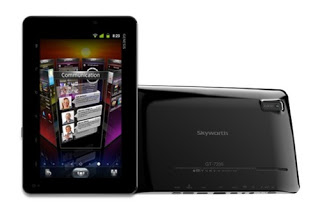 Genesis Tablet GT 7205 Android 2.3 Gingerbread