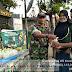 Berbagi Berkah Ramadhan, TNI Koramil 0821/05 Klakah Lumajang Bagi Menu Takjil.