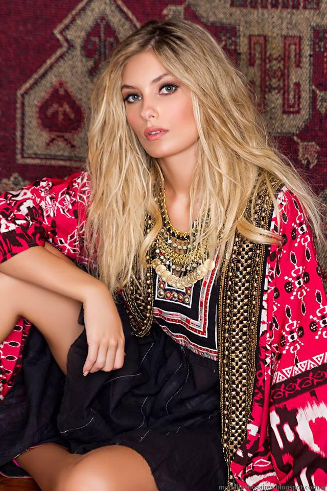 Moda invierno 2016 ropa de moda Sophya, Moda 2016 estilo boho.