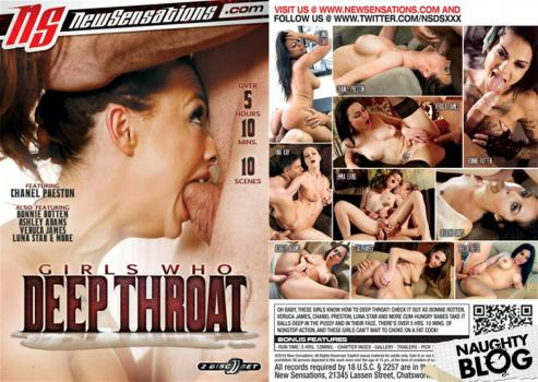 Girls Who Deep Throat (2016)