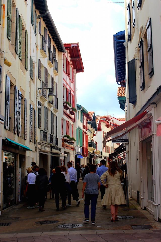Saint-Jean de Luz, France