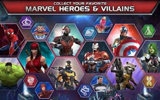 Game MARVEL Contest of Champions Apk v9.1.0 (Mod Damage)