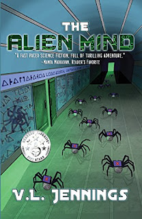 Excerpt: The Alien Mind by V.L. Jennings