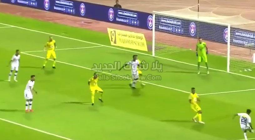 نادي الحزم يفرض التعادل الاجابي على فريق العدالة في الجولة التاسعه من الدوري السعودي