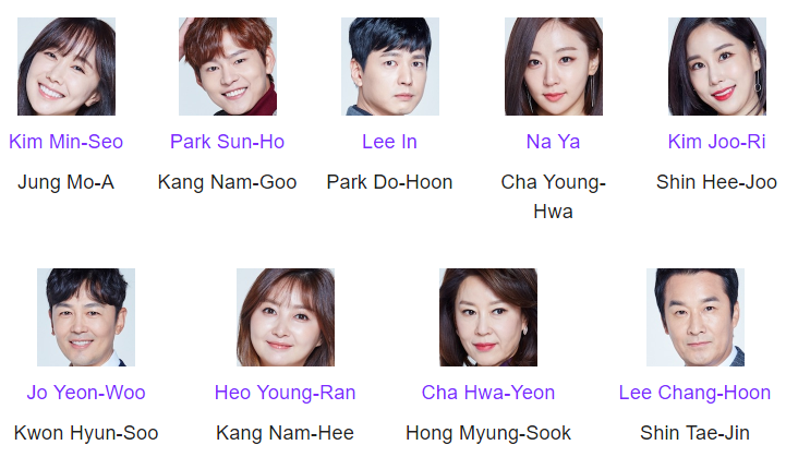 Sinopsis Drama I'm Sorry Kang Nam Goo