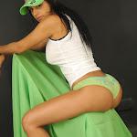 Andrea Rincon – Selena Spice – Cachetero Verde Foto 27