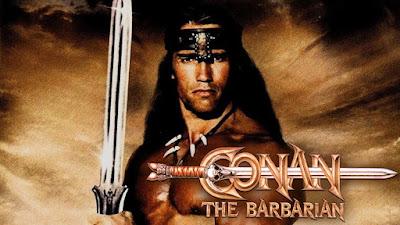 Como estão os atores do Filme Conan o Barbaro - 1982 a 2018