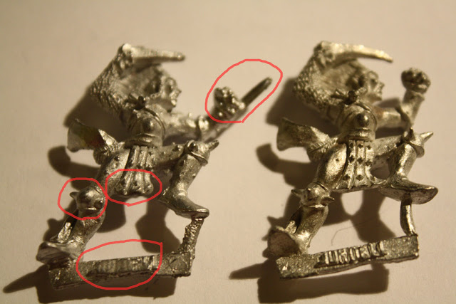 Limited Edition Warhammer models: Spotting Fake Warhammer