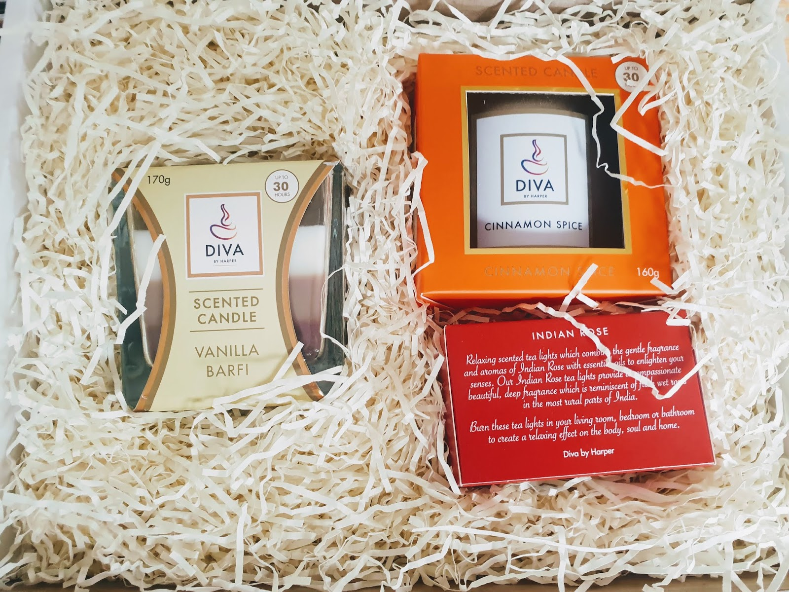 Diva By Harper Luxury Candle Subscription Box