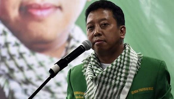 Kapolda Jatim Sebut Ketum PPP Romahurmuziy Ditangkap KPK