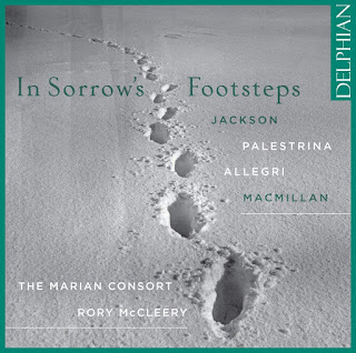 In Sorrows Footsteps - The Marian Consort - Delphian