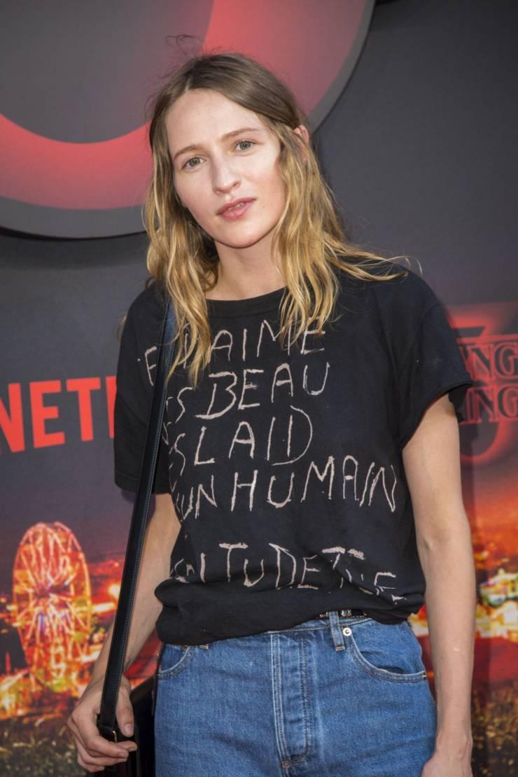 Christa Teret At Stranger Things Season 3 Premiere in Paris