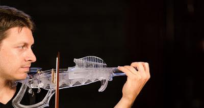 3Dvarius el violí imprès més famós de les xarxes socials