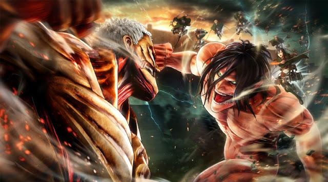 الكشف عن المزيد من الصور للعبة Attack on Titan 2 و شخصيات إضافية !