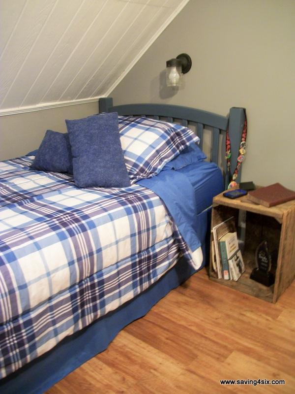 Teen Boy Bedroom Makeover Reveal on Teenager Basement Bedroom  id=85588