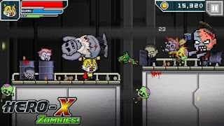 Download HERO-X: ZOMBIES! Apk Mod Terbaru