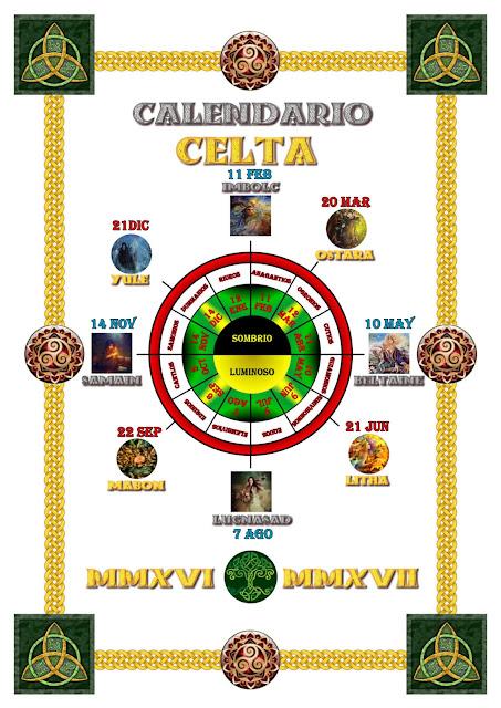 Calendario Celta 2016-2017