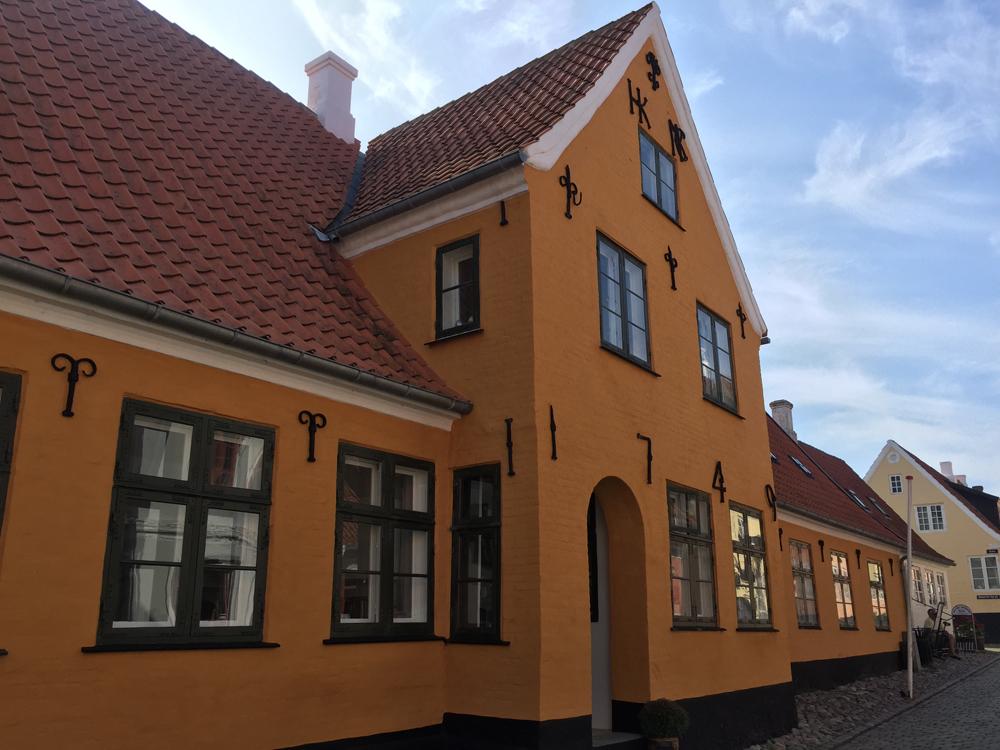 Tanska - Hääturistien ja meidän Ærø 27