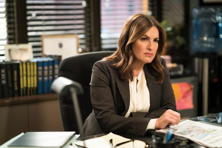 Law and Order: SVU - Episode 18.14 - Net Worth - Promo, Sneak Peek, Promotional Photos & Press Release