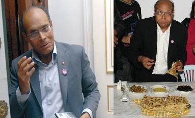 خبر وطني أعوان من الرئاسة يسربون أخبارا لفضائح المرزوقي داخل قصر قرطا