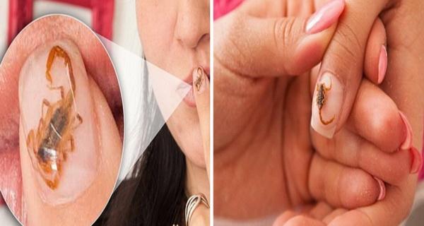 aceasta este cea mai periculoasa manichiura din lume