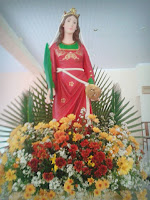 Resultado de imagem para foto da imagem de santa luzia de carnaubais