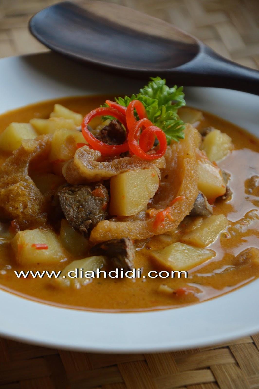 Diah Didis Kitchen Inspirasi Menu Buka Puasa Hari Ke 8 Sup