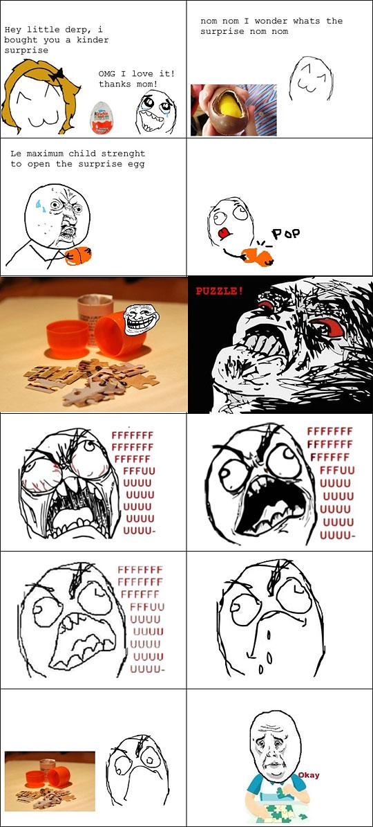my biggest childhood rage