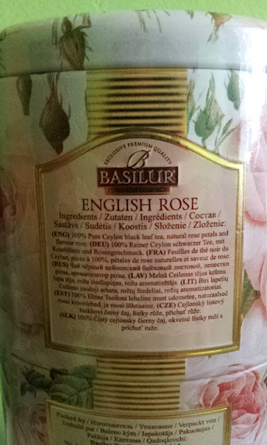 ENGLISH ROSE & DIMBULA