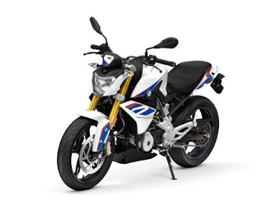 BMW G310R side HD Wallpapers
