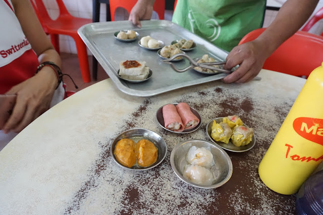 Malacca - Restoran Rong Mao