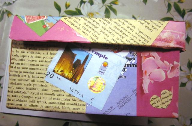 letter box kirjelaatikko