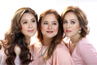 The Triplets, Manilyn Reynes, Sheryl Cruz & Tina Paner