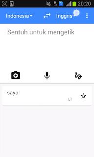 Trik Menggunakan Kamera Hp Android Untuk Translate Semua Bahasa