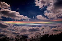 A Circumhorizontal Arc over Ohio